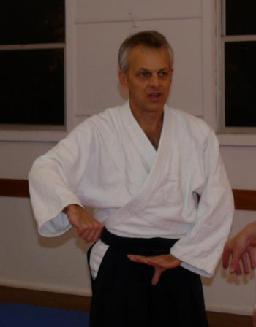 aikido teacher