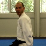 aikido instructor