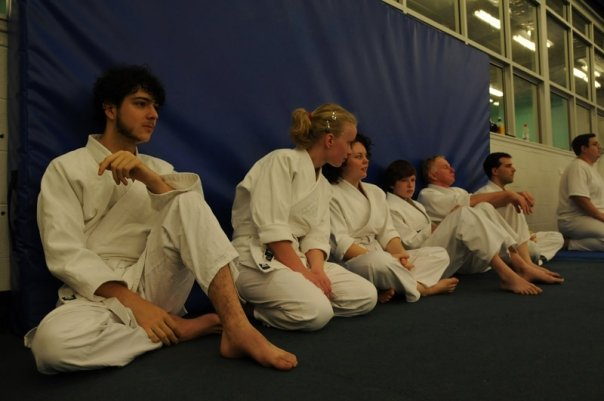aikido-brisbane-first-night