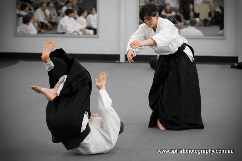 AIKIDO | Brisbane Aikido Republic | MARTIAL ARTS