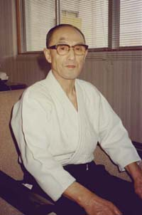 """The name of my dojo, ""Yoshinkan,"" is the same one my father, who loved budo, used when he built a dojo on his property. I have continued using that name ever since in his memory."" Gozo Shioda"