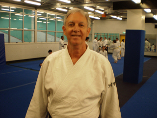griffith-aikido-brisbane-michael-williams-sensei